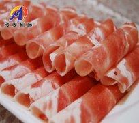 火锅涮羊肉片的营养价值!